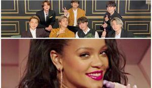 BTS và Rihanna kêu gọi chống lại nạn phân biệt chủng tộc – người dân Châu Á