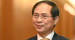 4 ưu tiên về ngoại giao của Bộ trưởng Bộ Ngoại giao Bùi Thanh Sơn