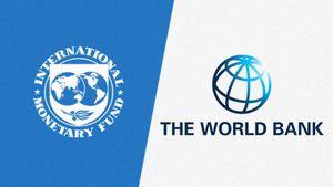 Hội nghị mùa Xuân IMF-WB: 'Đã thấy ánh sáng cuối đường hầm'