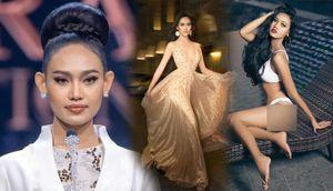 Hoa hậu Hòa bình Myanmar bị truy nã xinh đẹp thế nào?