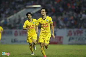 BLV Quang Huy: 'HAGL là ứng viên số 1 cho danh hiệu vô địch'