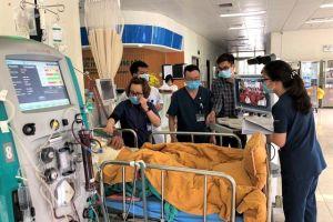 Lần đầu tiên 'chuyển tuyến ảo' cho bệnh nhân, bác sĩ 'đi buồng điện tử'