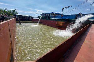 Bến Tre dừng thu tiền nước giá cao trong mùa hạn mặn