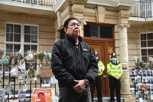 Chính quyền quân sự Myanmar sa thải Đại sứ tại London