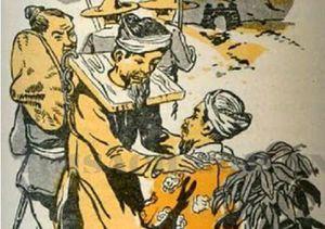 Tiến sĩ nước Việt nào từng xin đi tù thay cha?