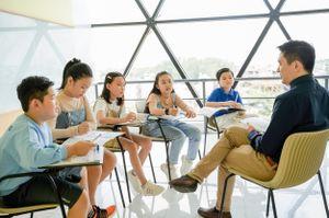ILA được tặng danh hiệu 'Gold Preparation Center' từ Cambridge Assessment English