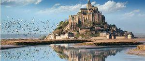 Khám phá Mont Saint Michel - hòn đảo lâu đài của những giấc mơ