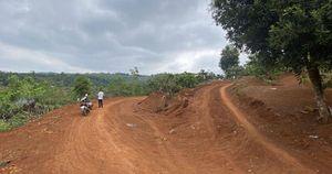 Xử phạt các đối tượng mở đường trái phép, lấp rừng bán ngập ở Đắk Nông