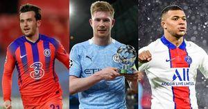 Chelsea, Man City 'nhuộm xanh' đội hình hay nhất Champions League tuần này