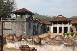Gia cố khẩn cấp các hạng mục thuộc di tích nhà tù Sơn La