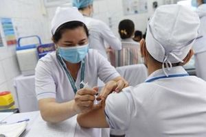 Hơn 58.000 người Việt Nam đã tiêm vắc xin COVID-19