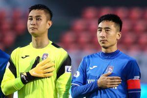 Cầu thủ CLB Quảng Ninh sẵn sàng giải tán