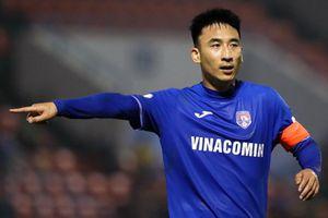Có thêm 4,5 tỷ đồng, cầu thủ CLB Quảng Ninh vẫn ra sân gặp Hà Nội