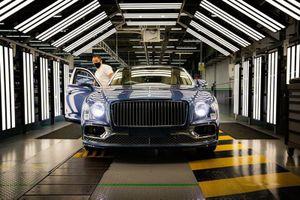Bentley Flying Spur V8 từ 4,68 tỷ đồng tại Malaysia, sắp về VN