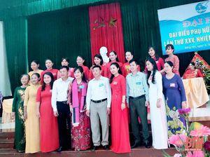 Hội LHPN huyện Đông Sơn thi đua lập thành tích chào mừng đại hội đại biểu phụ nữ huyện, nhiệm kỳ 2021-2026