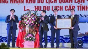Khu du lịch Quan Lạn - Minh Châu được công nhận là khu du lịch cấp tỉnh
