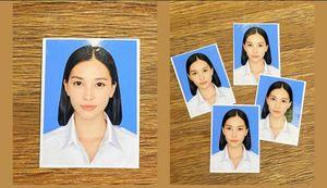 Hoa hậu Tiểu Vy tung loạt ảnh thẻ khiến fans ngỡ ngàng