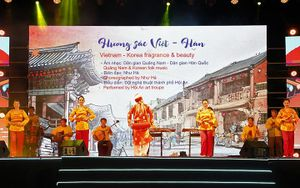 'Những ngày Văn hóa Hàn Quốc tại Quảng Nam' thu hút du khách