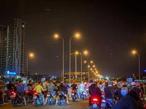 Ngăn chặn 2 nhóm thanh thiếu niên tổ chức đua xe trái phép ở TPHCM