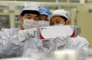 Hai hãng pin xe điện Hàn Quốc dàn xếp tranh cãi thương mại tại Mỹ