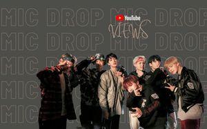 Không chịu thua 'Fake Love', 'MIC Drop' cũng lật đật rinh thành tích lượt xem mới cho BTS