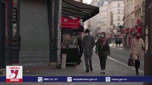 Pháp phạt gần 200 người vị phạm quy định phòng dịch