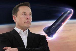 Elon Musk đã bỏ xa đối thủ trong cuộc đua vũ trụ