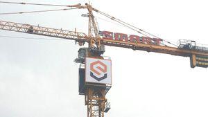 Cổ phiếu nhà thầu xây dựng tăng 40% trong phiên chào sàn
