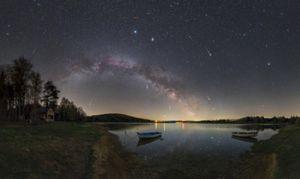 Loạt hiện tượng thiên văn kỳ thú sẽ xuất hiện tại Việt Nam tháng 4