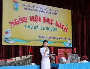 Thái Nguyên: Nhiều hoạt động khơi dậy hứng thú đọc sách cho giáo viên, học sinh