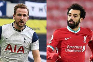 Vua phá lưới Ngoại hạng Anh 2020/21: Kane, Salah đồng dẫn đầu