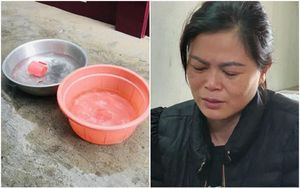 Vụ vợ dìm chồng chết ngạt: Trước khi xảy ra án mạng, vẫn rửa mặt và thay quần áo cho người chồng say xỉn