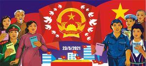 Tham gia bầu cử Quốc hội và Hội đồng nhân dân là phương thức thể hiện ý chí, nguyện vọng, quyền làm chủ của nhân dân trong xây dựng Nhà nước pháp quyền xã hội chủ nghĩa