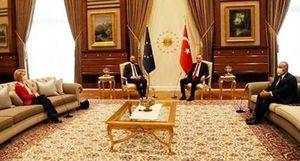 Vụ 'Bê bối sofa' của Ankara