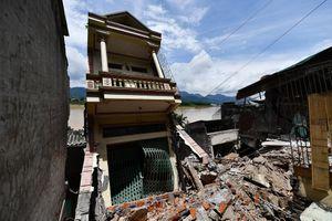 Thi công gây sập nhà bên cạnh, chủ công trình có trách nhiệm thế nào?