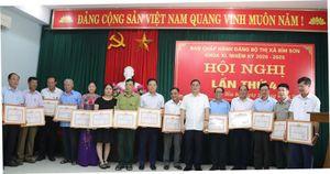 Quý 1-2021 thị xã Bỉm Sơn có nhiều chỉ tiêu đạt và vượt so với cùng kỳ
