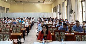 Khai giảng lớp Bồi dưỡng cấp ủy viên cơ sở, nhiệm kỳ 2020-2025