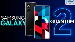 Samsung Galaxy Quantum 2 lộ thông số trước ngày ra mắt