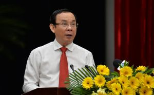 Bí thư Nguyễn Văn Nên: 'Đội ngũ cán bộ ở TP.HCM nơi thừa, nơi thiếu'