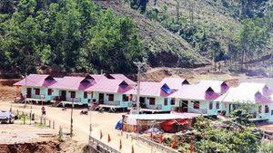 Quảng Nam dựng nhà cho người dân vùng thiên tai