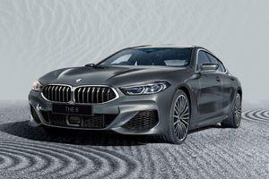 BMW 8-Series Gran Coupe bản đặc biệt mạnh 335 mã lực được ra mắt