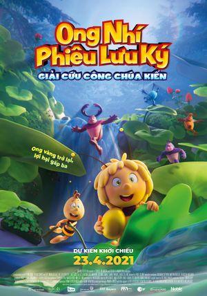 Ca sĩ Tuấn Khanh thể hiện giọng ca nội lực trong 'Ong nhí phiêu lưu ký: Giải cứu công chúa Kiến'