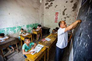 Trung Quốc: Tuyển dụng hàng trăm nghìn giáo viên cho nông thôn nghèo khó