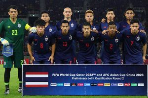 Thái Lan có 2 trận giao hữu trước khi đua với Việt Nam