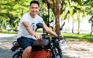 Startup xe máy điện bị Shark Bình chê kinh doanh 'hơi sai' gọi vốn thành công 2,6 triệu USD từ quỹ ngoại