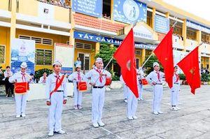 Nhiều hoạt động chào mừng 80 năm Ngày thành lập Ðội Thiếu niên Tiền phong Hồ Chí Minh