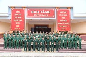 Tổ chức giáo dục truyền thống tại Quân đoàn 2