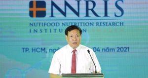 Khát vọng dinh dưỡng chuẩn cao Châu Âu, nâng tầm vóc Việt