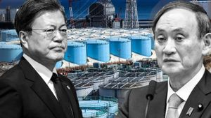 Nước nhiễm xạ bồi thêm mâu thuẫn Nhật - Hàn