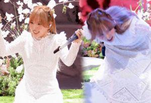 Wendy (Red Velvet) khiến netizen cảm phục khi vẫn cúi đầu 90 độ cảm ơn staff SBS sau tai nạn kinh hoàng